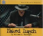WILLIAM S. BURROUGHS Naked Lunch album cover