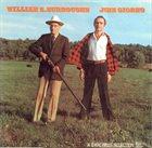 WILLIAM S. BURROUGHS William S. Burroughs / John Giorno album cover