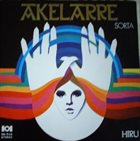 WILLIAM S. FISCHER William S. Fischer, Fernando Unsain : Akelarre Sorta Hiru album cover
