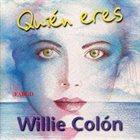 WILLIE COLÓN Quien Eres album cover