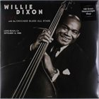 WILLIE DIXON Live Long Beach, California - 1983 album cover
