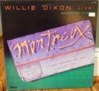WILLIE DIXON Willie Dixon With The Chicago Blues Allstars : Live Backstage Access album cover