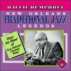 WILLIE HUMPHREY New Orleans Traditional Jazz Legends, Vol. 2 album cover