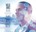 WILLIE JONES III Groundwork album cover