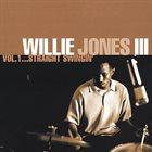 WILLIE JONES III Volume 1 ...Straight Swingin' album cover