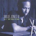 WILLIE JONES III Volume 2 ...Don't Knock the Swing' album cover