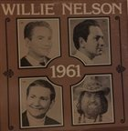 WILLIE NELSON 1961 album cover