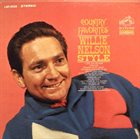 WILLIE NELSON Country Favorites - Willie Nelson Style album cover