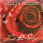 WILLIE NELSON First Rose of Spring album cover