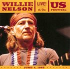 WILLIE NELSON Live at the US Festival, June 4, 1983 album cover