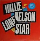 WILLIE NELSON Lone Star album cover