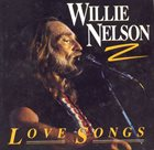 WILLIE NELSON Love Songs album cover
