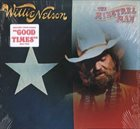 WILLIE NELSON The Minstrel Man album cover