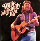 WILLIE NELSON Willie And Family Live album cover