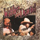 WILLIE NELSON Willie Nelson And David Allan Coe ‎: Willie And David album cover