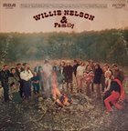 WILLIE NELSON Willie Nelson & Family album cover