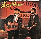 WILLIE NELSON Willie Nelson & Kris Kristofferson ‎: Music From Songwriter album cover