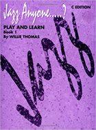 WILLIE THOMAS Jazz Anyone.....?, Book 1 album cover
