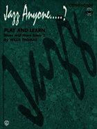 WILLIE THOMAS Jazz Anyone.....? Book 2 album cover