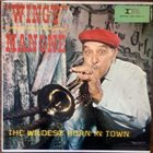 WINGY MANONE The Wildest Horn In Town album cover