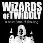 WIZARDS OF TWIDDLY A Polite Form of Shouting album cover