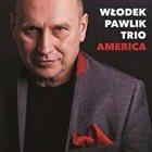 WŁODEK PAWLIK America album cover