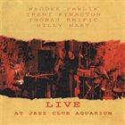 WŁODEK PAWLIK Live at Jazz Club Aquarium album cover