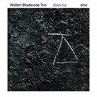WOLFERT BREDERODE Black Ice album cover