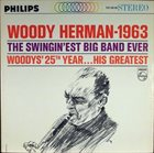WOODY HERMAN 1963 – The Swingin'est Big Band Ever album cover