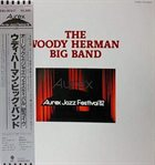 WOODY HERMAN Aurex Jazz Festival '82 album cover