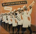 WOODY HERMAN Blues On Parade album cover