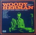 WOODY HERMAN Jumpin' With Woody Herman's First Herd album cover