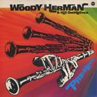 WOODY HERMAN Preherds - Woody Herman & His Orchestra album cover