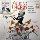 WOODY HERMAN Ridin' Herd album cover