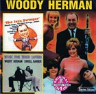 WOODY HERMAN The Jazz Swinger & Music For Tired Lovers album cover