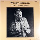 WOODY HERMAN The Third Herd Vol. 1 album cover