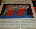 WOODY HERMAN The Thundering Herds Volume Two album cover