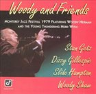 WOODY HERMAN Woody and Friends: Monterey Jazz Festival 1979 album cover