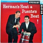 WOODY HERMAN Woody Herman And Tito Puente : Herman's Heat & Puente's Beat ! album cover
