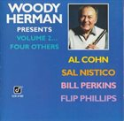 WOODY HERMAN Woody Herman Presents, Volume 2... Four Others album cover