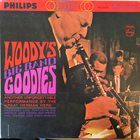 WOODY HERMAN Woody's Big Band Goodies album cover