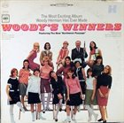 WOODY HERMAN Woody's Winners album cover