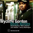 WYCLIFFE GORDON Boss Bones album cover