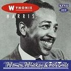 WYNONIE HARRIS Women, Whiskey & Fish Tails album cover