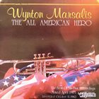WYNTON MARSALIS The All American Hero album cover
