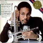 WYNTON MARSALIS Trumpet Concertos album cover