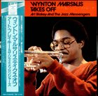 WYNTON MARSALIS Takes Off With Art Blakey And The Jazz Messengers album cover