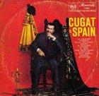XAVIER CUGAT Cugat in Spain album cover