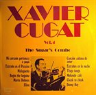 XAVIER CUGAT The Sugar's Combo Vol. 4 album cover