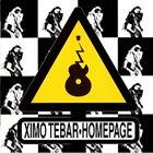 XIMO TÉBAR Homepage album cover